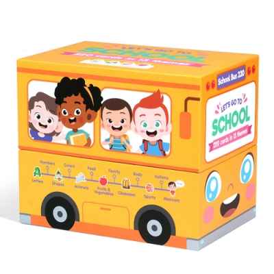 【Godmom】校巴卡School Bus