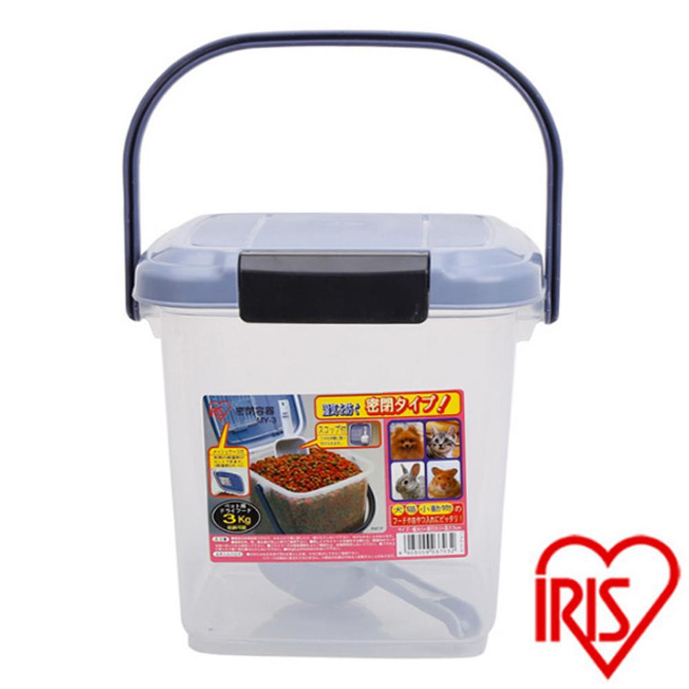 (時時樂限定)IRIS 保鮮儲存飼料桶(MY-3)