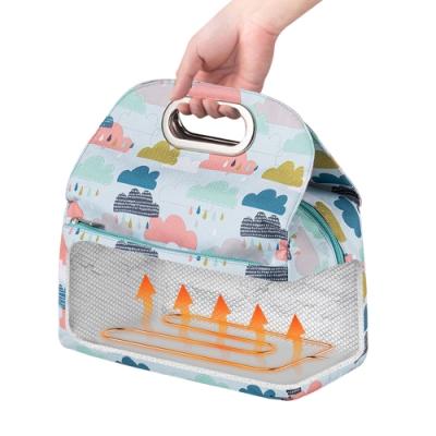 colorland恆溫保溫袋 可充電便當袋 保溫提袋 奶瓶保溫袋