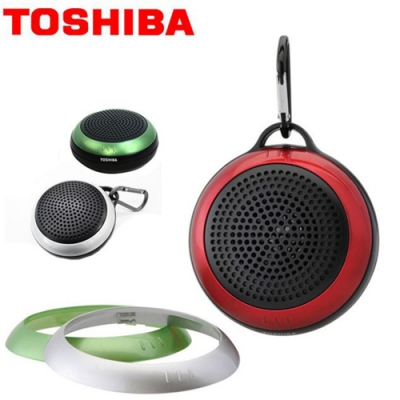 TOSHIBA 玩色隨身藍牙喇叭 TY-WSP21TW