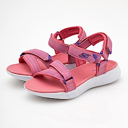 SKECHERS (童) 女童涼鞋 ON THE GO 600-86965LCRL