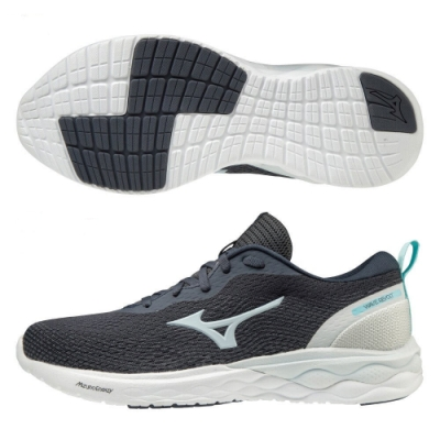 MIZUNO REVOLT 女 跑步鞋 黑-J1GD208124