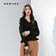 【MASTINA】浪漫荷葉設計-針織衫(四色) product thumbnail 1