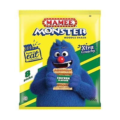 MAMEE MONSTER脆麵-雞汁風味(200g)