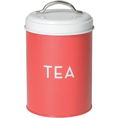 《NOW》茶葉收納罐(紅)