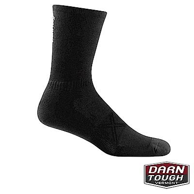 【美國DARN TOUGH】男羊毛襪VERTEX MICRO跑步襪(2入隨機)