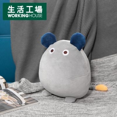 【百貨週年慶暖身 全館5折起-生活工場】啾咪鼠小玩偶