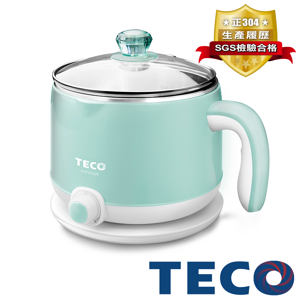 TECO東元 1.2L雙層防燙美食鍋 XYFYK028 @ Y!購物