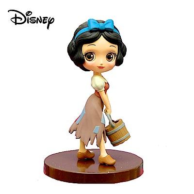 日本正版 Q posket Petit 白雪公主 公仔 迪士尼 384000-RD