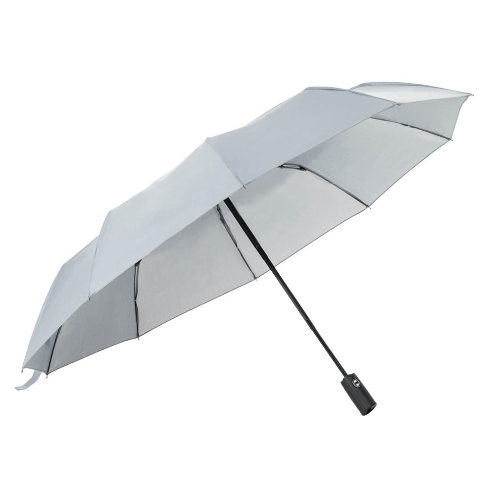 雙龍TDN 防風自動開收三折傘/10K傘骨-灰