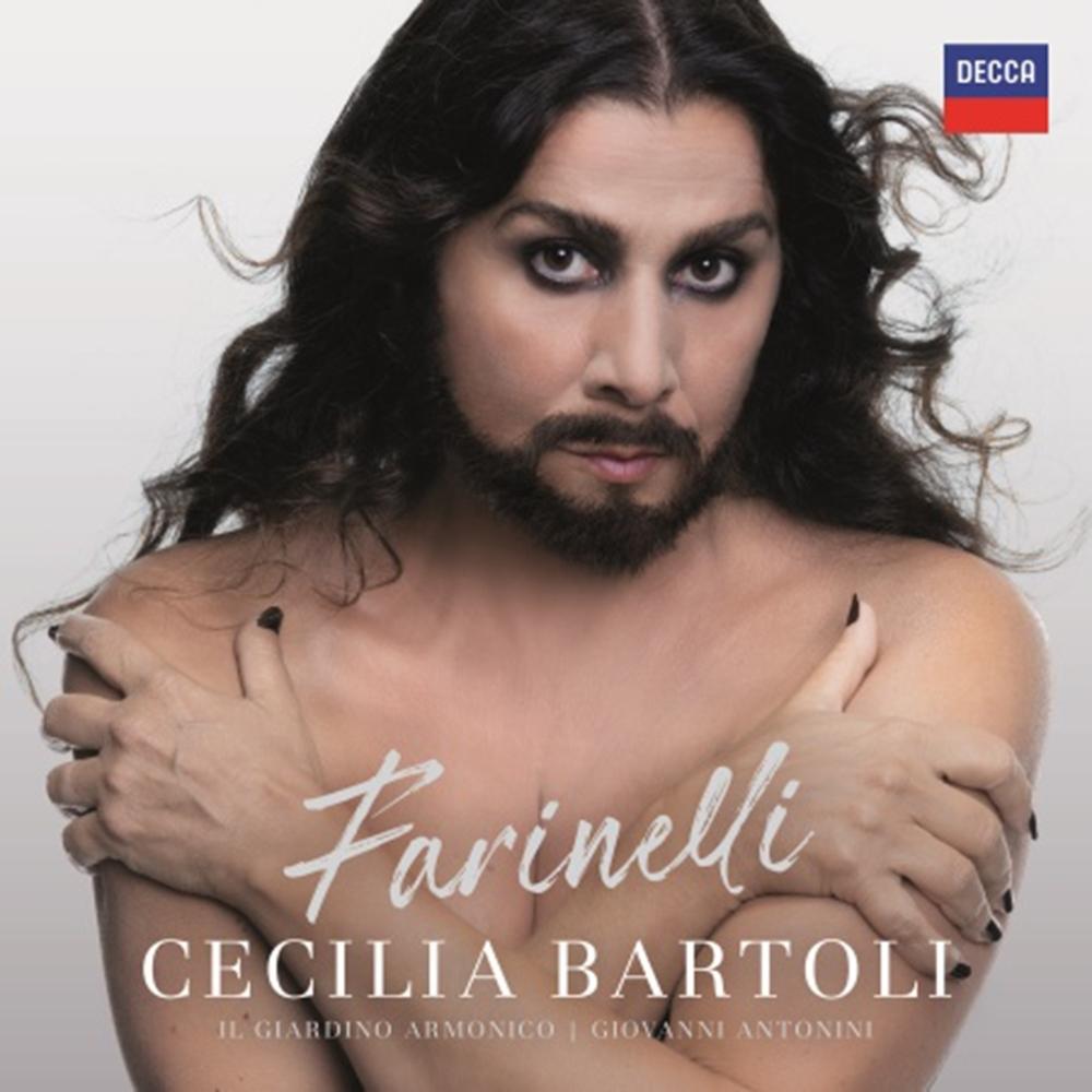 芭托莉/法里內利聲樂作品集(1CD)