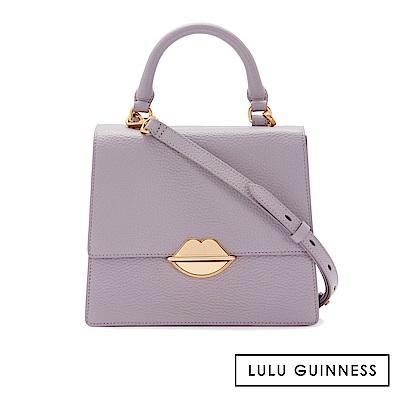 LULU GUINNESS PATTY 側背包 (紫)