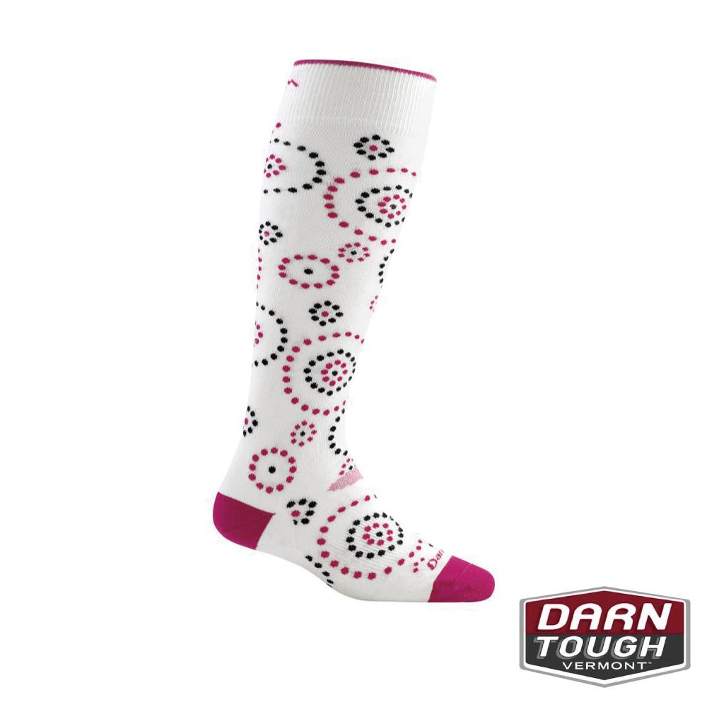 【美國DARN TOUGH】女羊毛襪STARRY NIGHT滑雪襪(隨機)