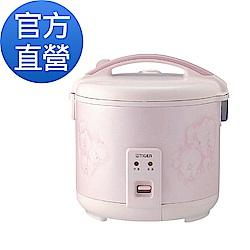 (限量福利品_日本製) TIGER虎牌 10人份傳統機械式電子鍋(JNP-1800_Q)