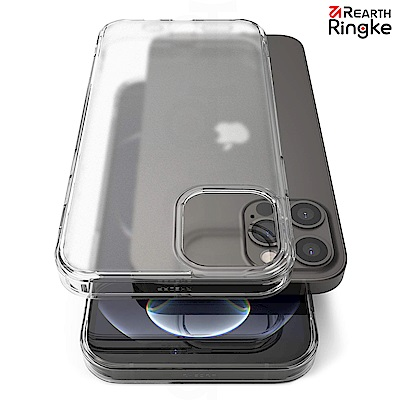 【Ringke】Rearth iPhone 12 Pro Max [Fusion Matte] 霧面背蓋防撞手機殼