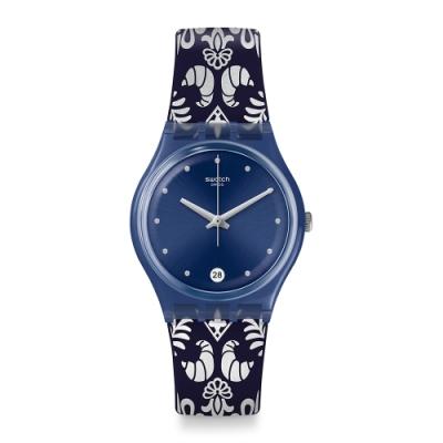 Swatch Knightliness 系列手錶 CALIFE 繼承者 -34mm