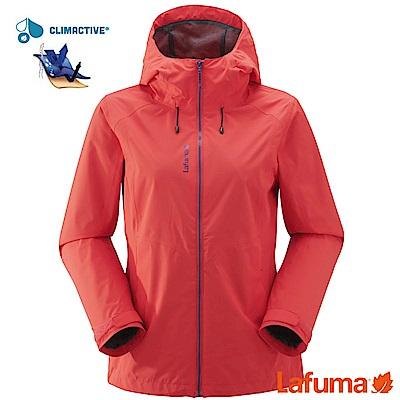 LAFUMA-女SKIM CT 防水外套-LFV113327603-橘紅