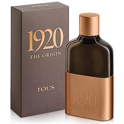 TOUS 1920 男性淡香精100ml