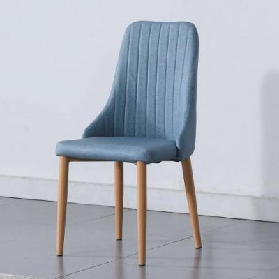 MUNA 艾希斯皮餐椅/休閒椅(單只)(共兩色) 48X46X91cm