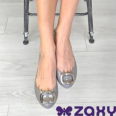 Zaxy 巴西 女 POP CHARM 魅力都會娃娃鞋 (銀河灰)