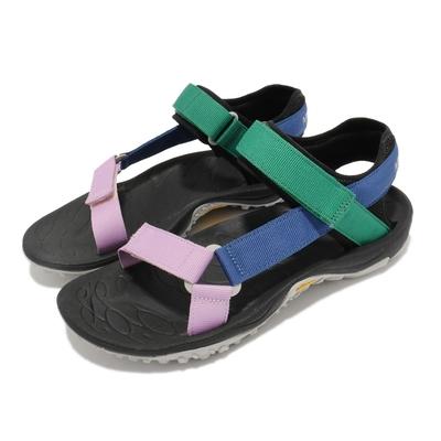 Merrell 涼鞋 Kahuna Web 男鞋 織帶 避震墊片 穩定 舒適 彩 黑 ML002583