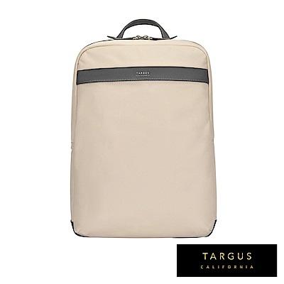 Targus Newport 15吋輕薄極簡後背包 - 淡茶白