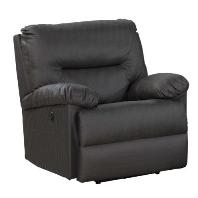文創集 安多西高機能皮革單人電動沙發椅-95x86x92cm免組