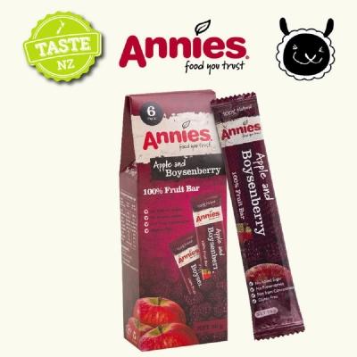 紐西蘭Annies 全天然水果條-波森莓(15gx6片)