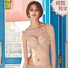 曼黛瑪璉-包覆提托Hibra大波內衣  E-H罩杯(月光膚)