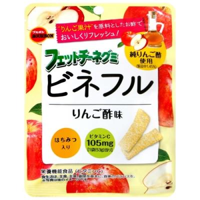 Bourbon北日本 長條軟糖[蘋果醋風味](53g)