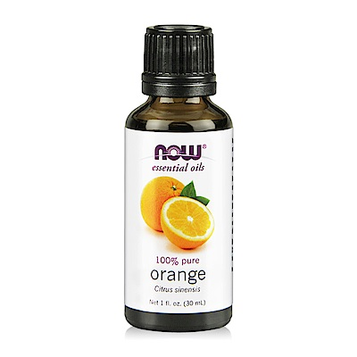 NOW Orange Oil 活力甜橙精油(30 ml)