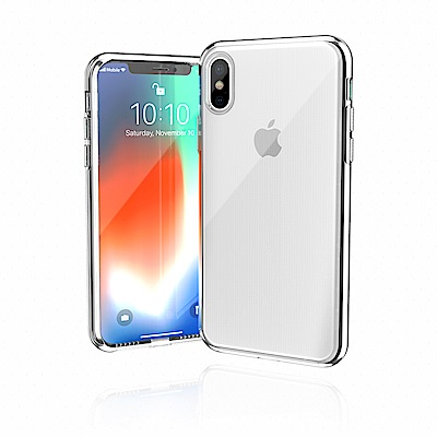 JTLEGEND iPhone Xs Max 6.5 晶透無痕保護殼
