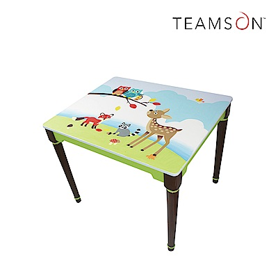 Teamson 童趣手繪木製兒童桌子 (12款)