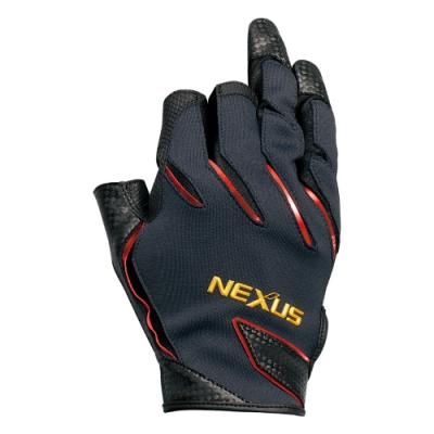 【SHIMANO】 GL-181R NEXUS防風舒適手套 3指出