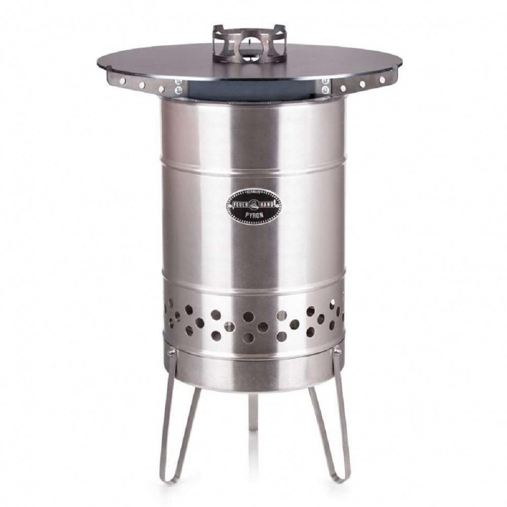 Feuerhand 派龍火神爐專用燒烤鐵板 通過德國食品衛生安全認證 pypla