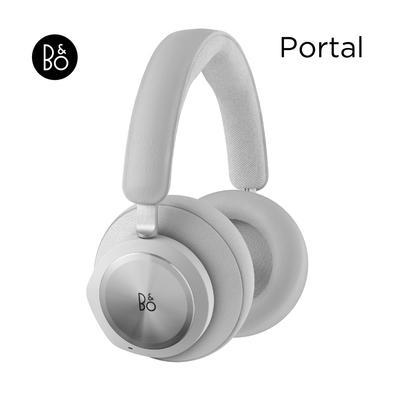 B&O Portal 遊戲娛樂耳機 皓月白