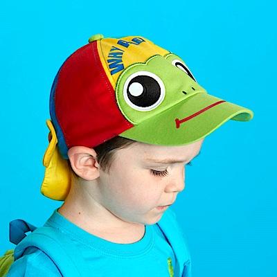 WHY AND 1/2 mini 棒球帽-附可拆式遮陽擋片