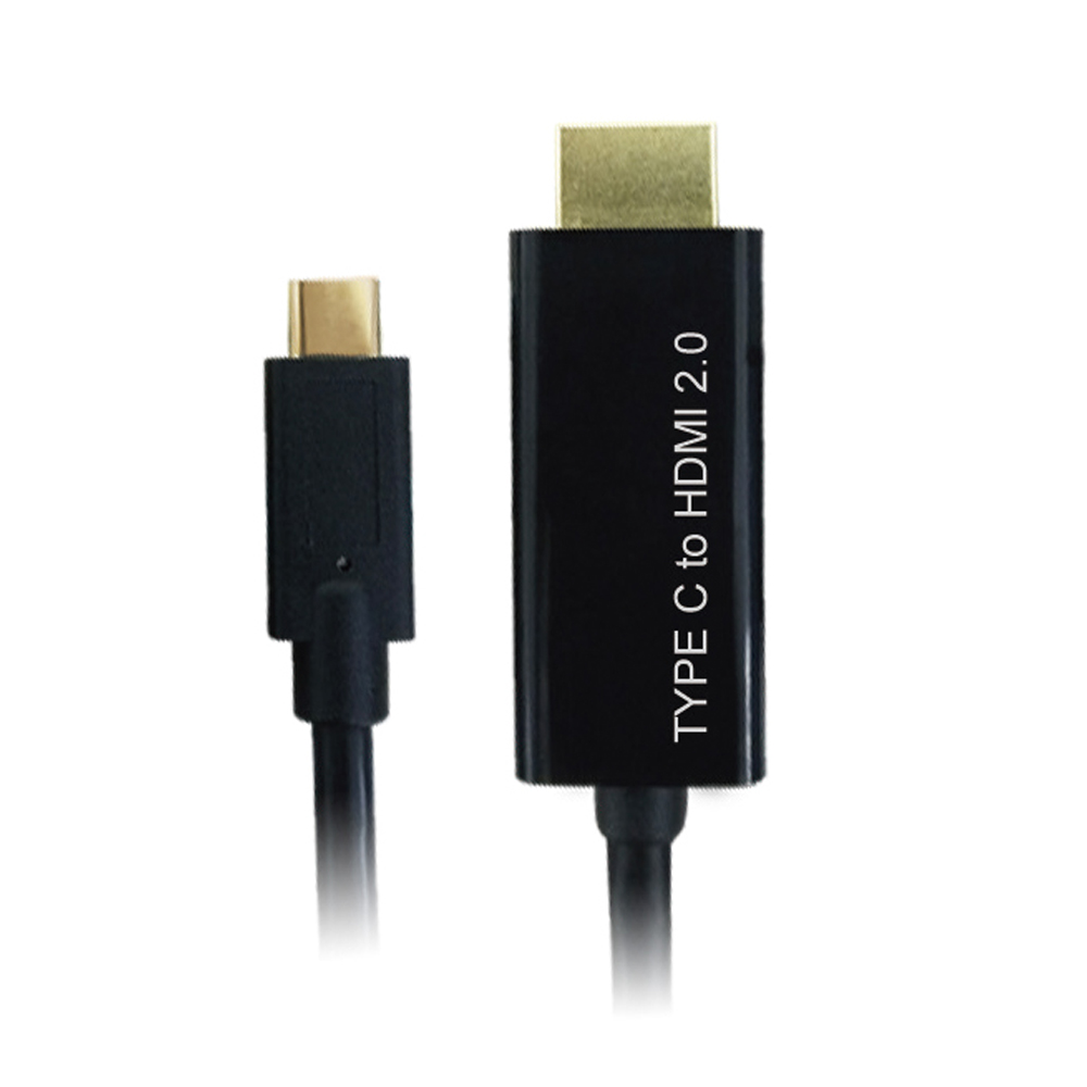 yardiX TYPE-C轉HDMI 2.0 4K電視高畫質影像轉接線(1.5M) @ Y!購物