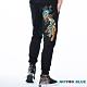 日本藍 BLUE WAY –日本藍金雀衣針織長褲 product thumbnail 1