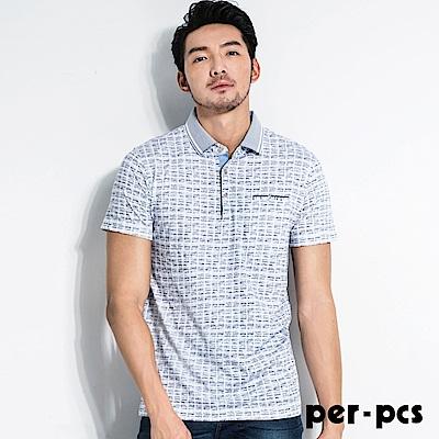 per-pcs 摩登紳士風格POLO衫_(717508) @ Y!購物