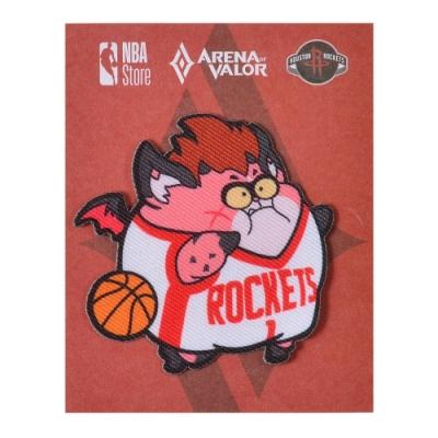 NBA Store x 傳說對決聯名貼布章 火箭隊