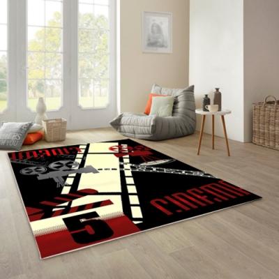 范登伯格 - 寶萊 美式流行地毯 - 電影 (160 x 225cm)