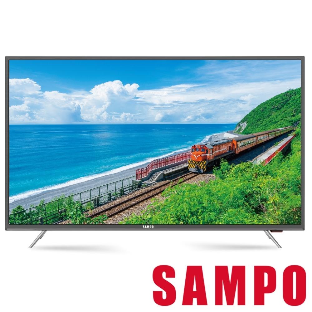 SAMPO聲寶 43型 4K HDR 新轟天雷 液晶顯示器 EM-43VT31A