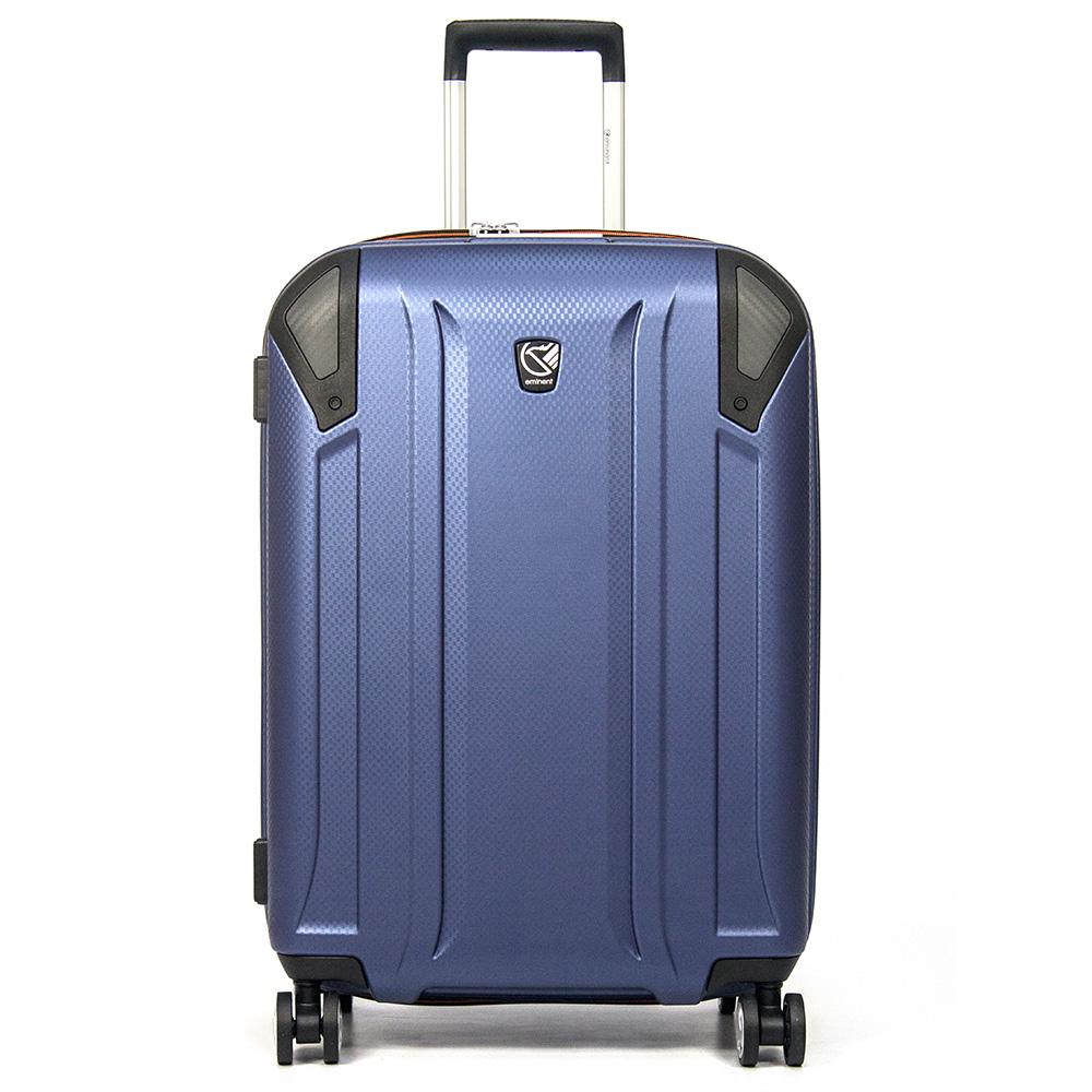 eminent萬國通路-24吋新型TPO材質行李箱-URA-KH67-24