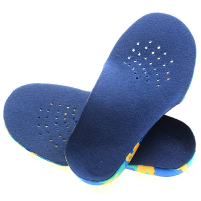 JHS杰恆社abe152兒童扁平足內外八字美型鞋墊足內外翻美形X/O足弓墊機能鞋墊