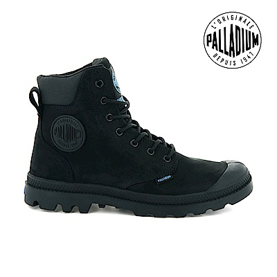 Palladium Pampa Cuff WP Lux防水靴-女-黑