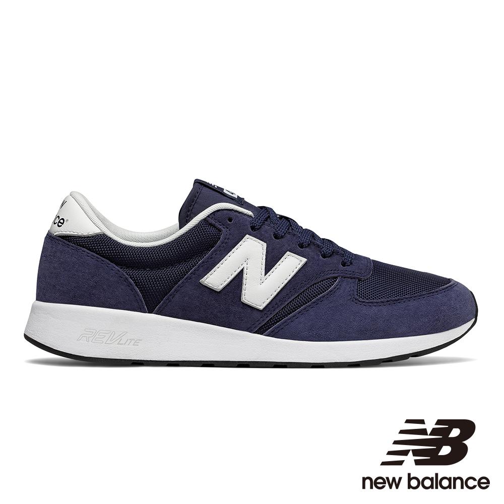 New Balance 復古鞋 中性款 藍 MRL420SA