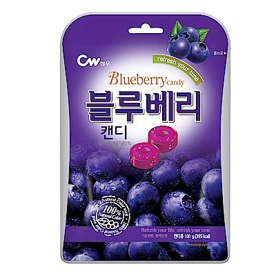 韓國CW 藍莓糖(100g)