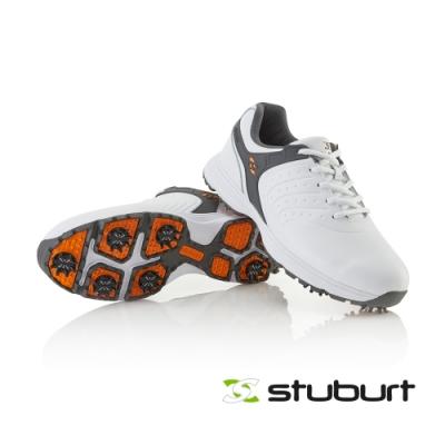【STUBURT】英國百年高爾夫球科技防水鞋(帶防滑鞋釘)EVOLVE TOUR II SPIKED SBSHU1123