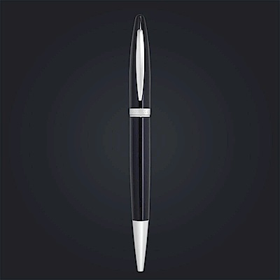 (免費客製化刻字)ARTEX life開心原子筆-黑爵士